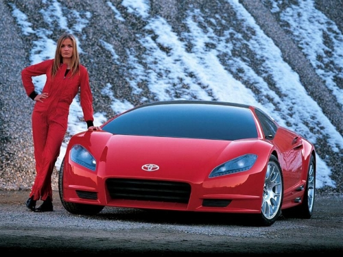 Italdesign – Toyota Volta | PA...