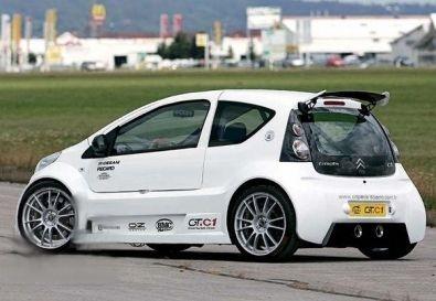 motori,auto,citroen,c1 gt,citroen c1 gt,tuning,auto elaborata,auto preparata,velocita,prestazioni,auto da corsa,