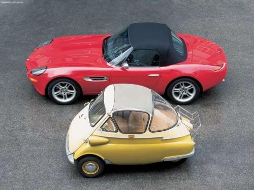 motori,auto,bmw,isetta,bmw isetta,familiare,utilitaria,auto piu piccola,velocita,prestazioni,auto epoca,