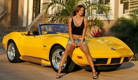 castana e corvette