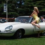 bionda e Jaguar