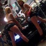 bionde e BMW